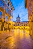 Plaza Mayor of Oviedo Royalty Free Stock Photography