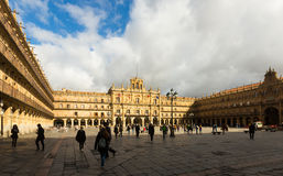 Plaza Mayor. Salamanca Royalty Free Stock Photography