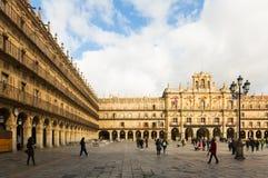 Plaza Mayor. Salamanca Royalty Free Stock Photography