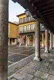 Plaza Mayor ,Tordesillas  ,Valladolid Stock Photography