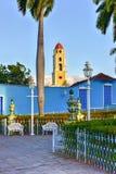 Plaza Mayor - Trinidad, Cuba Stock Photos