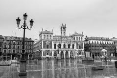 Plaza Mayor, Valladolid Royalty Free Stock Photo