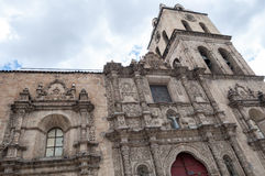 Plaza Murillo in La Paz, Bolivia Stock Images
