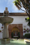 Plaza Naranja, πορτοκαλί τετράγωνο Marbella στο Κόστα ντελ Σολ Ισπανία Στοκ Φωτογραφίες