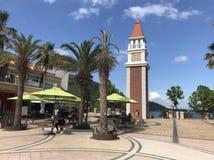 Plaza norte da baía da descoberta imagem de stock royalty free
