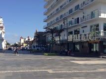 Plaza på Veracruz Royaltyfri Foto