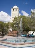 Plaza Porto Rico de Lares Photo stock