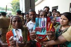 Plaza Rana συνέπειας στο Μπανγκλαντές (φωτογραφία αρχείων) Στοκ Εικόνα