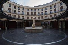 Plaza Redonda Imágenes de archivo libres de regalías