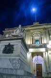 Plaza Regina Foto de archivo libre de regalías