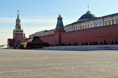 Plaza Roja Imagen de archivo libre de regalías