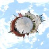 Plaza Roja Imágenes de archivo libres de regalías