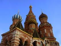 Plaza Roja en Moscú Fotografía de archivo libre de regalías