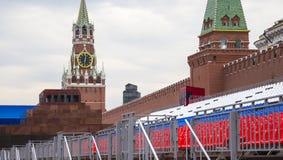 Plaza Roja en Moscú, Rusia foto de archivo libre de regalías