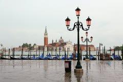 plaza SAN Βενετία marco Στοκ φωτογραφία με δικαίωμα ελεύθερης χρήσης