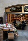 plaza SAN ΗΠΑ αγοράς Francisco πορθμείων &alp Στοκ Φωτογραφίες