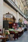 plaza SAN ΗΠΑ αγοράς Francisco πορθμείων &alp Στοκ φωτογραφία με δικαίωμα ελεύθερης χρήσης