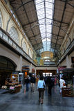 plaza SAN ΗΠΑ αγοράς Francisco πορθμείων &alp Στοκ Φωτογραφία