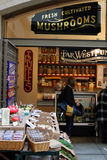 plaza SAN ΗΠΑ αγοράς Francisco πορθμείων &alp Στοκ Εικόνα