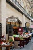 plaza SAN ΗΠΑ αγοράς Francisco πορθμείων &alp Στοκ εικόνα με δικαίωμα ελεύθερης χρήσης