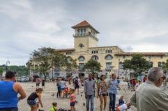 plaza SAN de Francisco Στοκ φωτογραφίες με δικαίωμα ελεύθερης χρήσης