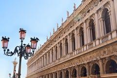 Plaza San Marco Above en Venecia Foto de archivo libre de regalías
