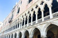 Plaza San Marco en Venecia Fotos de archivo libres de regalías