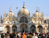 Plaza San Marco, Venecia Foto de archivo