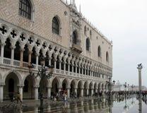 Plaza San Marco Venice Foto de archivo libre de regalías