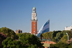 Plaza San Martin Buenos Aires Stock Images