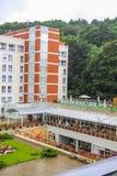 Plaza Sanatorium in Kislovodsk Royalty Free Stock Photo