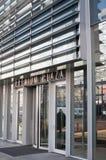 Plaza superior Imagem de Stock