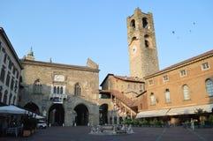 Plaza Vecchia Fotografía de archivo libre de regalías