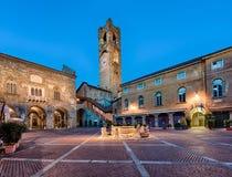 Plaza Vecchia Imagen de archivo libre de regalías