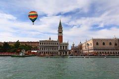A plaza Veneza de San Marco imagem de stock