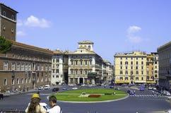 Plaza Venezia Imagen de archivo