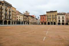 plaza vic δημάρχου της Καταλωνίας Στοκ εικόνες με δικαίωμα ελεύθερης χρήσης