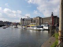 Plaza Victoria Hotel del parco a Amsterdam, Paesi Bassi immagine stock