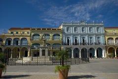 Plaza Vieja, Αβάνα, Κούβα Στοκ εικόνες με δικαίωμα ελεύθερης χρήσης