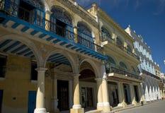 Plaza Vieja, Αβάνα, Κούβα Στοκ Φωτογραφία