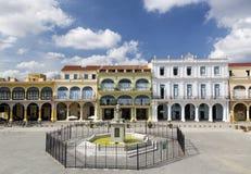 Plaza Vieja - Αβάνα, Κούβα Στοκ Φωτογραφίες