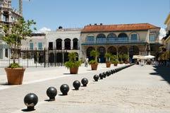Plaza Vieja - παλαιά Αβάνα - Κούβα Στοκ φωτογραφίες με δικαίωμα ελεύθερης χρήσης