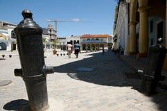 Plaza Vieja - παλαιά Αβάνα - Κούβα Στοκ Εικόνες