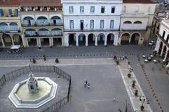 Plaza Vieja στην Αβάνα Στοκ Φωτογραφίες
