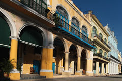 Plaza Vieja Royalty Free Stock Photo