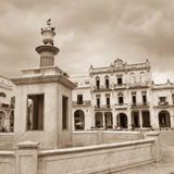 Plaza Vieja, Havana Royalty Free Stock Image