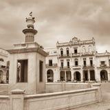 Plaza Vieja, Havana Royalty Free Stock Image