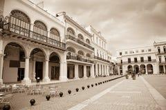Plaza Vieja, Havana Stock Image