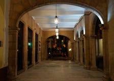 Plaza Vieja i den gamla havannacigarren, Kuba Arkivbild