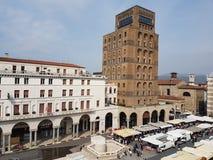 Plaza Vittoria Imagen de archivo